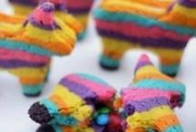 Yummy treats! / by Rebecca Mendoza