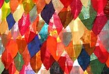 Color & Pattern  / by Vrisha