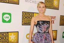 Style | Diane Kruger / A board dedicated to my girl crush - Diane Kruger
