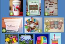 gift ideas / by Rebecca Mendoza