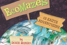 EcoMazes: 12 Earth Adventures / Learn about ecosystems by taking a maze through them...find the critters that live in these habitats. More info (and answers) in back pages.
