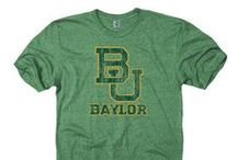Baylor Bears / Make Rally House your #1 shopping destination for the latest Baylor Bears merchandise, including Baylor gifts, Baylor Bears hats, Baylor t-shirts and more! We've got you covered with everything from exclusive Baylor Bears t-shirts to your favorite Bears brands-Nike, New Era and more. Get your Baylor fix in one of our 8 Texas locations, or online at http://www.rallyhouse.com/ncaa-baylor-bears. / by Rally House