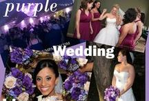 Purple Wedding Ideas / by Pure Platinum Party