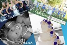 Blue Wedding Ideas / by Pure Platinum Party