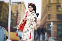 Coach Barbie / by Fashionista Barbie Danielle Wightman-Stone