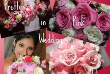 Pretty in Pink Wedding Ideas / by Pure Platinum Party