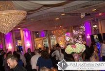 The Atrium, West Orange NJ / Pure Platinum Party provided their Award Winning Entertainment, Photography, and Videography services for several of these fairy-tale weddings at The Atrium in West Orange, New Jersey. / by Pure Platinum Party
