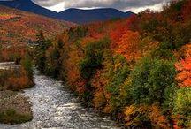 Drive East / Sightseeing advice welcome! Poss. stops on list: Cuyahoga Valley NP, Niagara Falls, Adirondack Mts, Catskills, Appalachian Mts, Allegheny NF (Kinzua Bridge).....Acadia NP has it's own board..... / by Karen