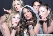 Photo Booth / Pure Platinum Party is proud to offer many different stylish photo booth options for your wedding day! / by Pure Platinum Party