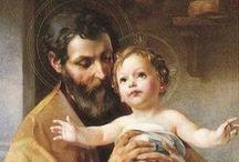"St. Joseph / St. Joseph has two special Feast Days, one for his royalty on March 19, and one for his humility as a workman on May 1. His genealogy is the first one given in the New Testament. It was told of the Israelites in the Old Testament ""Go to Joseph"" if they wanted any favor or benefit. ""Go to Joseph"" is the advice and counsel given to every Catholic who wants a favor or benefit and who believes in the sanctity of the Holy Family."