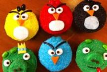 Angry Birds Party / by Elizabeth Tilley