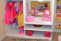 Diy wish list for the kids rooms / by Christine Gettis