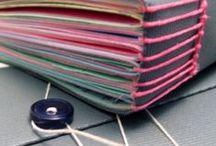 Bookbinding Bliss / bookbinding, leather journals
