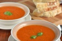 Recipes: Soups and Stews / Soups and stews of all kinds