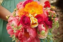 Wedding Bouquets / Ideas and inspiration for wedding bouquets and boutonnieres