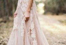 Wedding Lookbook / Ideas and inspirations for wedding gowns, wedding accessories, and groom's and groomsmen outfits