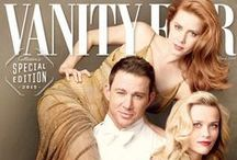 Design | Vanity Fair Hollywood Issue / All about the March issue of Vanity Fair - the Hollywood Issue