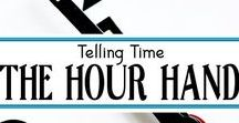 Always Teaching Time / Telling Time Ideas & Resources