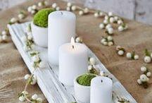 Christmas | Table Inspiration / Inspiration to make your table festive this holiday season.