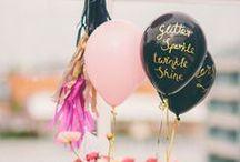 Oh Happy Day / Inspirações e ideias pra decoração de festas.