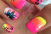 elomonese nail art