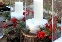 Christmas / Lots of Christmas Ideas for making Holiday Crafts and Decorations!