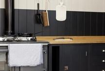 kitchen interiors / by Sue Huey
