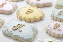 Sugar cookies. / by Colleen Francis