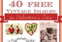 Valentine's Day Ideas / Projects and Ideas for for Valentine's Day gifts, crafts and Decor! / by Karen - The Graphics Fairy