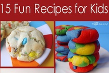 Recipes: Kid Food / by Shellie Person