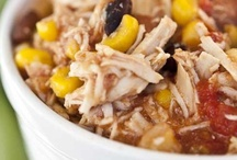 Recipes: Crock Pot / by Shellie Person