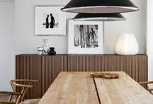 Delicious dining spaces