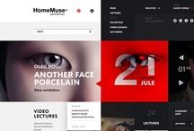 Digital Design / Digital IXD / UI designs for mobile, desktop and television. / by Edwart Visser