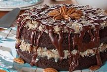 Cakes (Layer,Cupcake/Roll/Torte) /   / by Kismet D