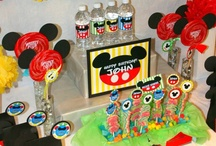 Mickey & Minny Mouse Party / by Sweet Servings ~ Cindy Soto