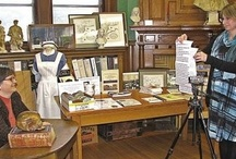 Exeter NH History / For over 80 years the Exeter Historical Society has been collecting artifacts from Exeter's past ... and its present. Our collections illustrate the town's rich and fascinating history, its residents, and ultimately its place in the larger history of both the state and the nation. A non-profit organization, the Exeter Historical Society offers regular programs of local historical interest and is a repository for documents, maps, photos, artifacts, and other ephemera pertaining to Exeter, NH.