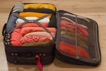 Travel Essentials / by Melanie Moser