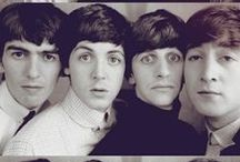 Fab Four: John, Paul, George, and Ringo / by Duena DeSiner