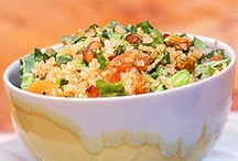 Recipes: Vegetarian Meals & Sides
