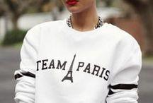 J'adore Paris / by Gwendolyn Skinner