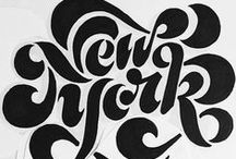 Typography / by Reese Williams Graphic Design