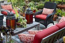 Exterior decoration / Extend your design outside