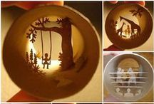 Crafty stuff / ..really lovely all these handcrafted stuff everywhere in pinterest!