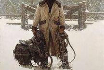 Cowboy life / by Jan Abramczyk Nowacki