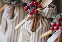 Handmade Gifts / My favorite Handmade Gift Ideas for the Holidays, Birthdays or any Occasion.