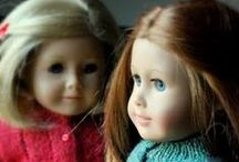 American Girl dolls / by Morven