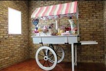 candy carts