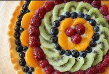 Desserts (Ooey/Gooey/Fruity) /   / by Kismet D