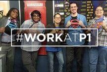 #WorkAtP1