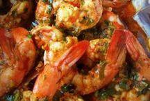 Dinner (Fish/Seafood)
